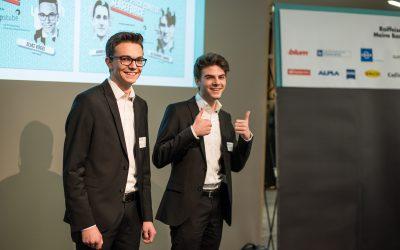 Startup Pitch Contest FH Vorarlberg